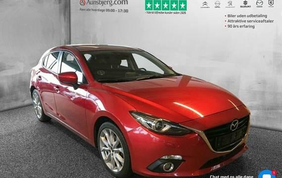 Mazda 3 2,0 Sky-G 165 Optimum