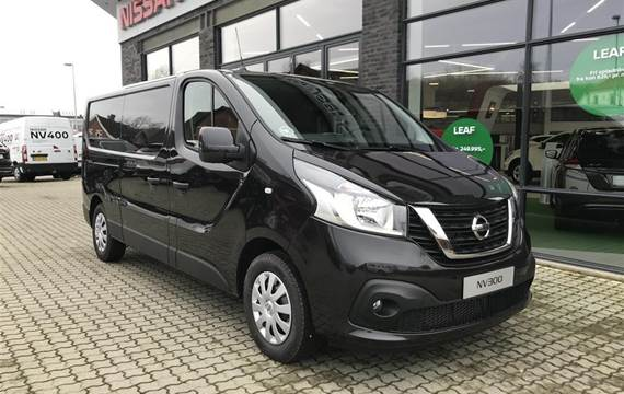 Nissan NV 300 2,0 L2H1  DCi Working Star DCT  Van 6g Aut.