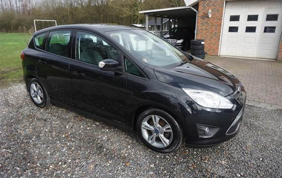 Ford C-MAX 1,0 EcoBoost Edition  6g