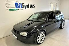 VW Golf IV 1,8 GTi 150
