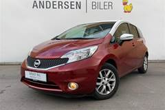 Nissan Note 1,5 DCi Acenta  5d