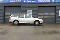 VW Golf IV 2,0 FSi Variant DK