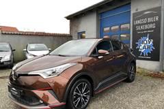 Toyota C-HR 1,2 T C-HIC MDS