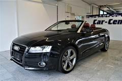 Audi A5 3,0 TDi 240 Cabriolet quattro S-tr
