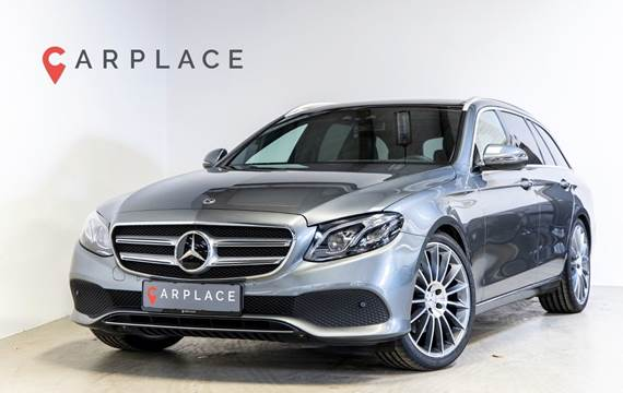 Mercedes E250 2,0 Avantgarde stc. aut.