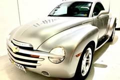 Chevrolet SSR 5,3 V8 aut.
