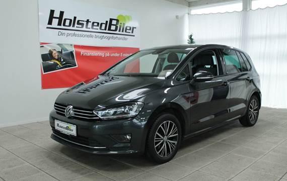 VW Golf Sportsvan 2,0 TDi 150 Comfortline DSG BMT