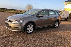 VW Golf VII 1,6 TDi 105 Highl. Variant DSG BMT