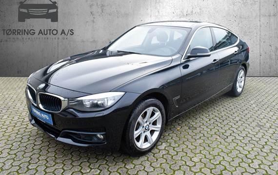 BMW 318d 2,0 Gran Turismo