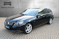 Mercedes E220 2,2 BlueTEC Edition E stc. aut.