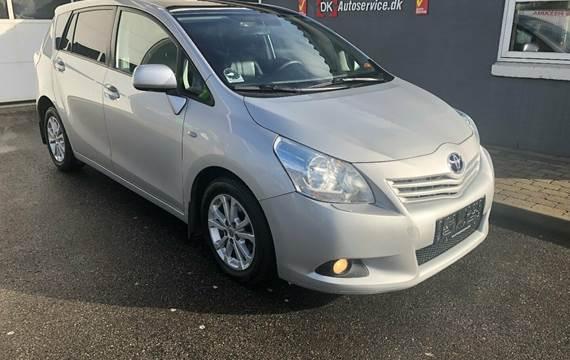 Toyota Verso 2,0 D-4D TX 7prs