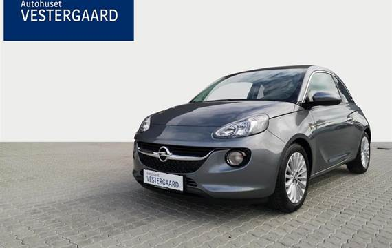 Opel Adam 1,0 GLAM Swingtop  3d 6g