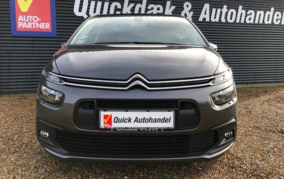 Citroën Grand C4 Picasso 1,6 BlueHDi 120 Iconic