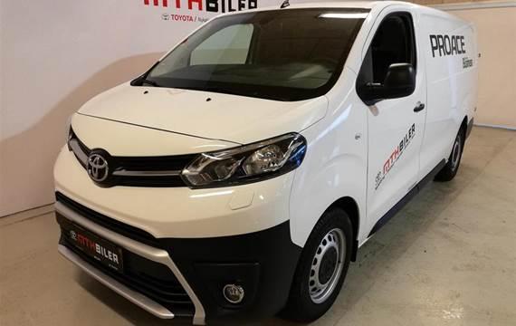 Toyota ProAce 2,0 Long  D Comfort Masterpakke  Van 6g Aut.