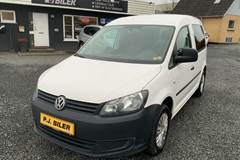 VW Caddy 1,6 TDi 102 Basis BMT Van