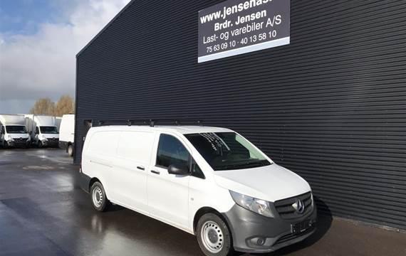 Mercedes Vito 2,1 114 Extra Lang  CDI Basic  Van