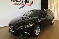 Mazda 6 2,2 Sky-D 150 Vision stc. aut.