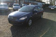 Kia Ceed 1,6 CRDi Exclusive SW