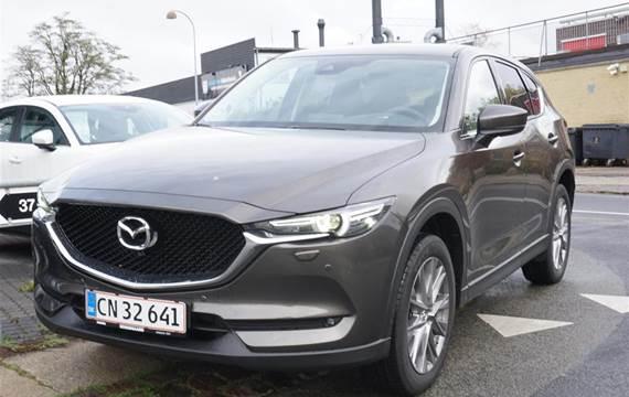 Mazda CX-5 2,0 Skyactiv-G Optimum  5d 6g Aut.
