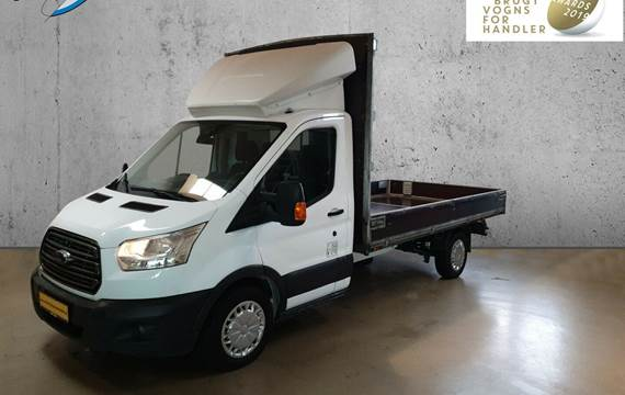 Ford Transit 350 L3 Chassis 2,2 TDCi 155 Trend H1 FWD