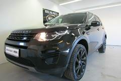 Land Rover Discovery Sport 2,0 Si4 240 SE aut.