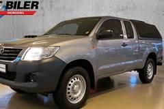 Toyota HiLux 2,5 D-4D 144 Ex.Cab 4x4 T2