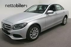 Mercedes C200 d 2,2 Business aut.
