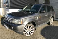 Land Rover Range Rover sport 2,7 TDV6 HSE aut.