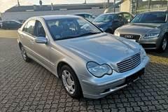 Mercedes C200 2,2 CDi Elegance