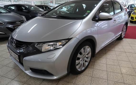 Honda Civic 1,8 Sport  5d 6g