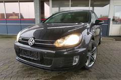 VW Golf VI 2,0 TDi 170 GTD