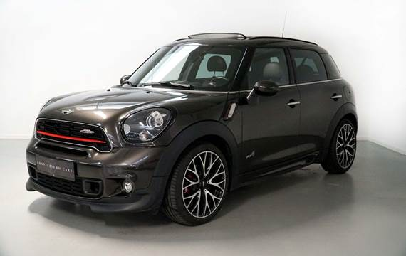 Mini Countryman Cooper S 1,6 JC Works aut. ALL4