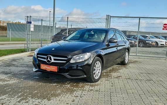 Mercedes C220 d 2,2 stc.