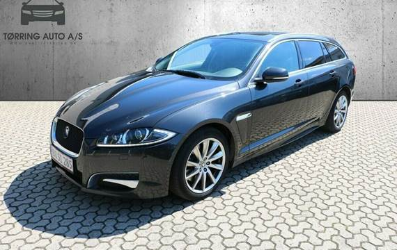 Jaguar XF 3,0 D V6 S Portfolio SB aut.
