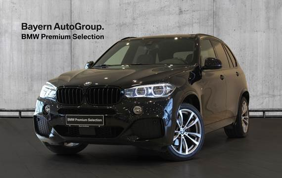 BMW X5 3,0 xDrive30d M Edition aut.
