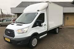Ford Transit 350 L3 Chassis 2,2 TDCi 125 Alukasse m/lift