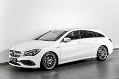 Mercedes CLA200 1,6 Final Edition SB aut.