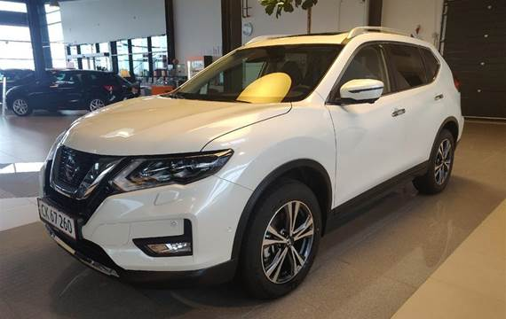 Nissan X-Trail 1,3 7 pers.  Dig-T N-Connecta DCT  5d 6g Aut.