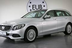 Mercedes C220 d 2,2 Exclusive stc. aut.