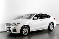 BMW X4 3,0 xDrive30d M-Sport aut. Van