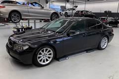 BMW 730d 3,0 Steptr.