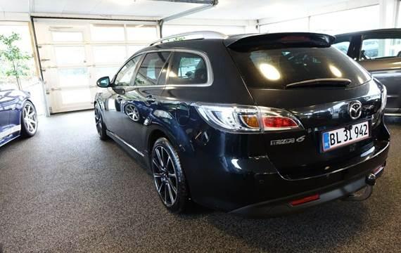 Mazda 6 2,2 DE 180 Sport stc.