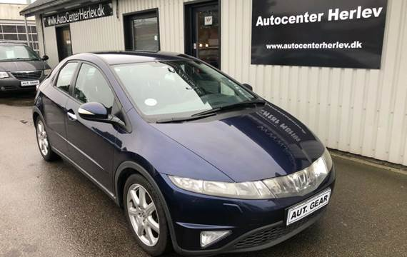 Honda Civic 1,8 Sport i-Shift
