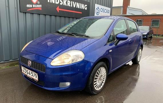 Fiat Grande Punto 1,4 Active