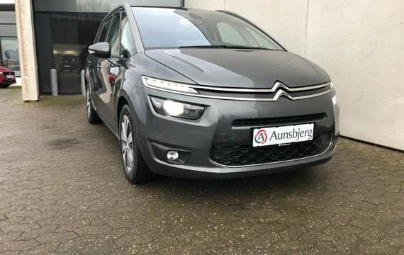 Citroën Grand C4 Picasso 1,6 BlueHDi 120 Exclusive EAT6 7pr