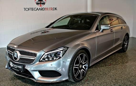Mercedes CLS350 3,0 BlueTEC aut. 4-M