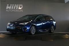 Toyota Avensis 2,0 D-4D T2 Premium TS
