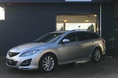Mazda 6 2,2 DE 163 Premium stc.