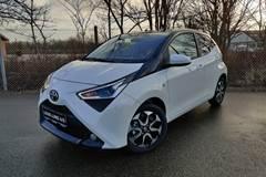 Toyota Aygo 1,0 VVT-i x-press