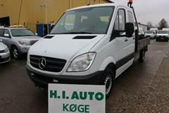 Mercedes Sprinter 316 2,2 CDi R3 Mandskabsvogn m/lad